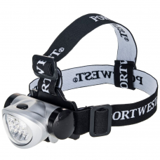 Portwest HeadLight With Tilt Control