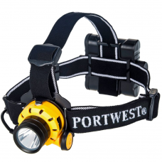 Ultra Power Head Light by Portwest