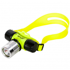 Waterproof And Lightweight Head Light by Portwest