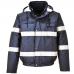 Iona Waterproof Extreme Cold Weather Bomber with Reflective Tape