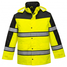 Water Resistant High Vis Jacket Portwest