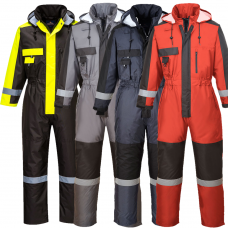 Extreme Cold Weather Winter Coverall EN342 Tested -40°C