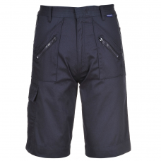 Action Multi Zipped Pocket Work Shorts