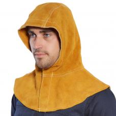 Leather Welding Hood Class 2 A1