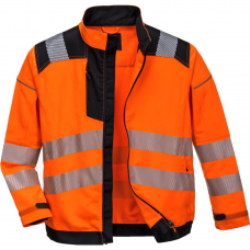 Stain Resistant High Vis Portwest Two Tone Jacket