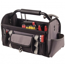 Soft Shell Easy Access Tool Bag