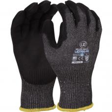 Kutlass Ultra-PU Cut Level F PU Coated Safety Gloves