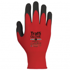 Morphic 1 MicroDex Palm Red Cut A Traffi Glove
