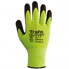 Traffi Secure Safety Cut Level 5 Wet and Dry Work Glove