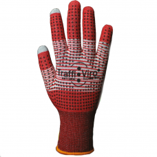 Traffi Viro Anti Viral Dotted Touchscreen Gloves