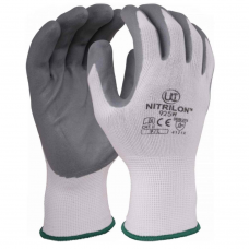 Grippy Foamed Nitrile Palm Coated Nylon Liner Uci Work Glove