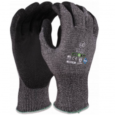 PU Palm Coated Cut Level C / 5 Kutlass Safety Glove 4543