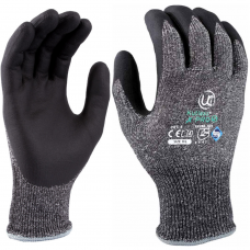 Uci XPro 5 Soft Feel Cut Level 5 / C NitraDry™ Foam Safety Gloves