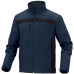 Water Repellent Soft Shell Jacket Delta Navy or Grey