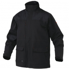 Breathable & Waterproof Milton Parka Reinforced Shoulder and Elbows