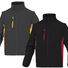 Softshell Jacket or Bodywarmer Water Resistant 'Mysen'