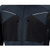 'Nagoya' Cordura® & Softshell Yoke Fleece Jacket