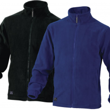 Delta 280g/m² Polar Fleece Jacket Full Zip 2 Pockets