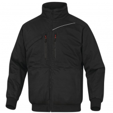 Yeman Bomber Jacket with Padded Hood