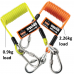 Squids® Coiled Cable Lanyard 2 load options
