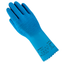 Ansell Alphatec 62-401 Chemical, Heat and Cut Resistant Gauntlet