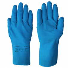 AlphaTec 87-195 (Versatouch) Lightweight Natural Rubber glove EN421