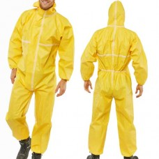Biological Hazards Type 3/4/5/6 Chemical Suit for Inorganic Chemicals