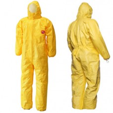 Biological Hazards Type 3/4/5/6 Dupont Tychem® C Chemical suit for inorganic chemicals