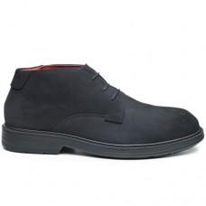 Base Orbit S3 Suede Upper ESD Metal Free Safety Boot