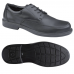 Non Metal Full Safety Toe & Midsole Black Leather S3 Shoe
