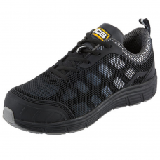 JCB Cagelow Safety Steel Toe Trainer Breathable Mesh Lining