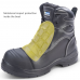 Metal Free Poron XD Internal Metataral Trencher Full Safety Boot