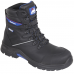 "Storm Hi Waterproof Metal Free 8"" Safety Boots"