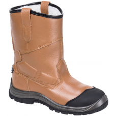 Steelite Heat and Cold Resistant Safety Rigger Boots