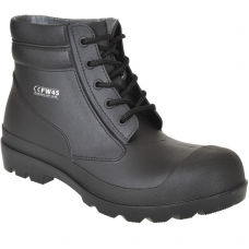 Fully Waterproof PVC Lightweight Safety Boots