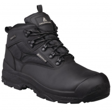 Waterproof & Breathable - Cold & Heat Insulated Leather Safety Boots S3