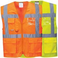 Athens Breathable MeshAir Executive Vest C376
