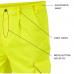 Leo Class 1 Poly/Cotton Cargo Work Trouser Yellow 3 Leg Lengths