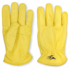 Soft Grain Leather Gloves