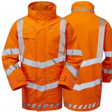 PULSAR® Evolution Rail Spec Severe Weather Coat