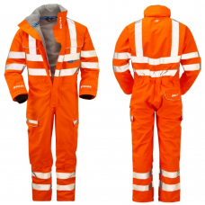 PULSAR® Rail Spec Foul Weather Breathable Coverall