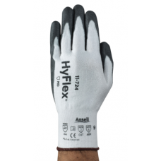 INTERCEPT™ technology yarn Cut 3/B PU Palm HYFLEX® 11-724 safety gloves