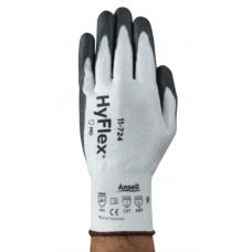 INTERCEPT™ technology yarn Cut 3/B PU Palm HYFLEX® 11-724 safety gloves