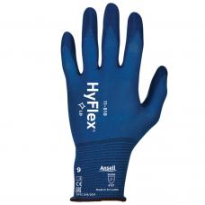 FORTIX™ Nitrile Foam Coating 18-gauge Nylon/Spandex Liner Ansell Hyflex 11-818