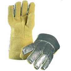 GoodPRO Z 500 Degrees Extreme Heat Handling Gloves with Aramid Aluminised back