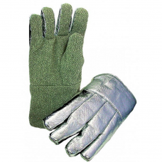 GoodPRO C 600 Degrees Extreme Heat Handling Gloves with Aramid Aluminised back