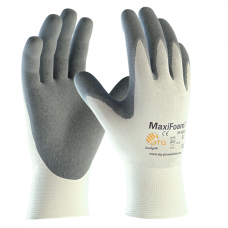 MaxiFoam Foam Nitrile Palm Coated Handling Gloves