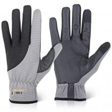 Touch Screen Tech Mec-Dex Touch Utility Mechanics Gloves