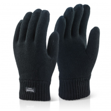 Thinsulate Lined Cold Weather Woolly Gloves.