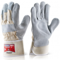 Click B-Flex Canadian High Quality Red Rigger Work Gloves